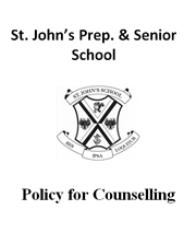 Counselling Policy