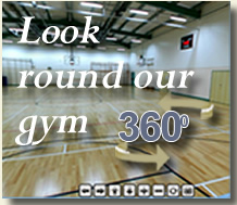360 tour round our gym