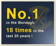 No.1 school in the borough of enfield